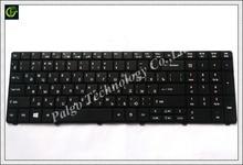 Russian Keyboard for Packard Bell Easynote  TE69BMP TE69CX TE69CXP  MS2384 TK11BZ PEW92 RU Black