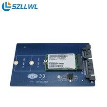Передача карты M.2 NGFF SSD на SATA интерфейс SATA 2.5 serial port твердотельный жесткий диск адаптер