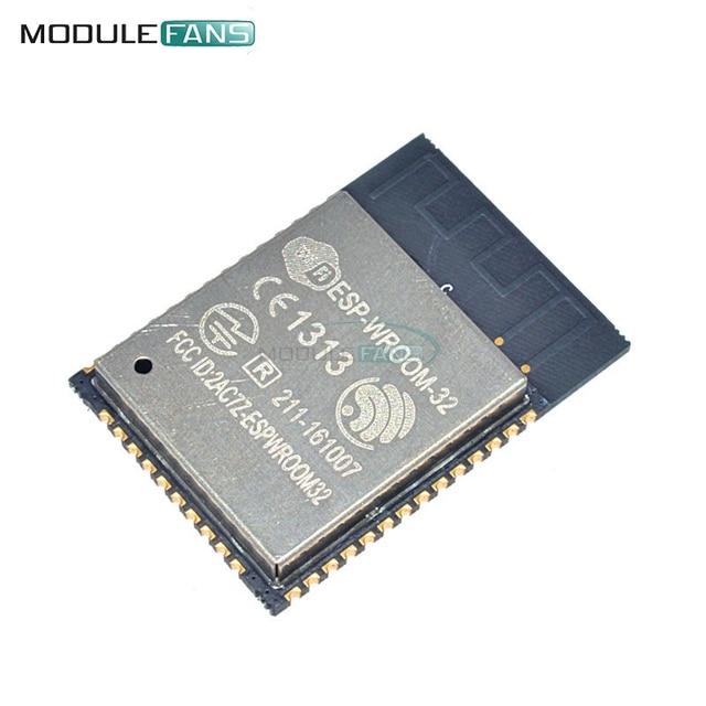Replace ESP8266 ESP32 ESP-32 ESP32S ESP-32S ESP-WROOM-32 Bluetooth WIFI Module Dual Core CPU With Low Power Consumption MCU