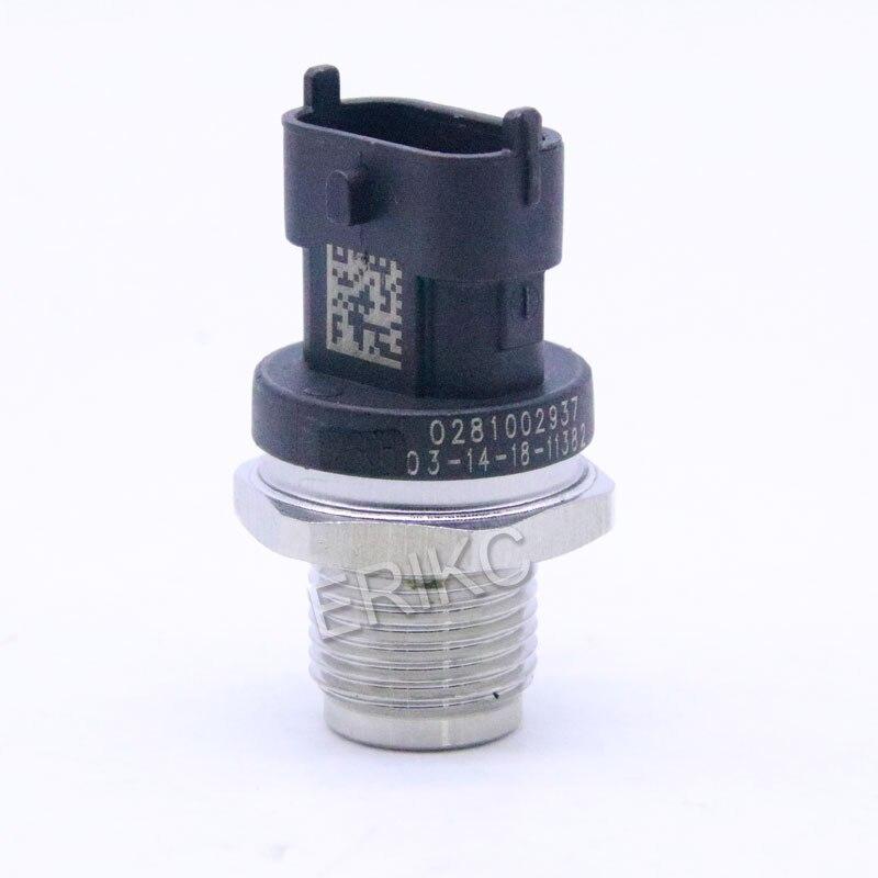 Vauxhall Insignia 2.0 Diesel Fuel Rail Pressure Sensor Bosch 0281002903 55207677