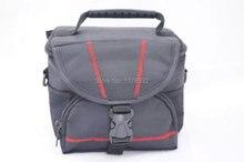 Waterproof Messenger Carrying Camera bag Camcorder Black Case Cover Shoulder Bag Shoulder Strap  for Samsung  Digital Camera