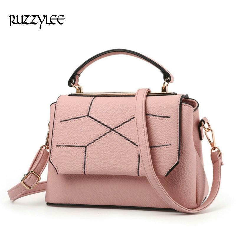 Fashion Designer Women Handbag Female PU Leather Bags Luxury Ladies Handbags Portable Shoulder Bag Totes Bolsa Feminina