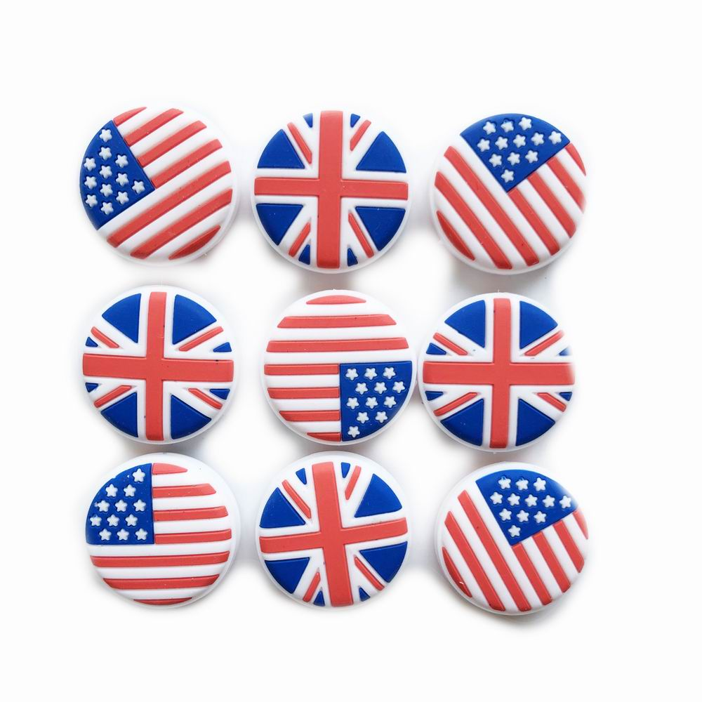 The American Flag/US National Flag/Union Jack Flags Vibration Dampener