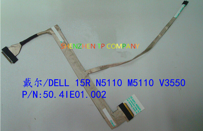 BRAND New LCD Cable FOR Dell N5110 M5110 3550 V3550 Series 50.4IE01.201 03G62X cable