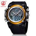 Brand Waterproof Fashion Casual Children Kid Boy Military Digital LED Quartz Alarm Date Sports Wrist Watch Relojes Gift S-SHOCK