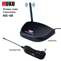 Aroma ARU 02 Wireless Audio Transmission For All Types Of Guitar And Basses Guitar Accessories