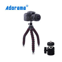 XL Octopus Gorillapod Digital Camera Tripod Stand Flexible Grip Mount with Ball Head For DSLR camera(China)