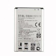 Fesoul High Capacity BL-59JH Phone Li-ion Replacement Battery For LG Optimus F5 F3 Lucid2 P710 P715 VS870 FX3 replacement 3 7v 1800mah li ion batteries for lg optimus 4x hd p880 f160 2 pcs