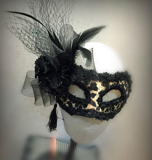 Animal Print Masquerade Dresses