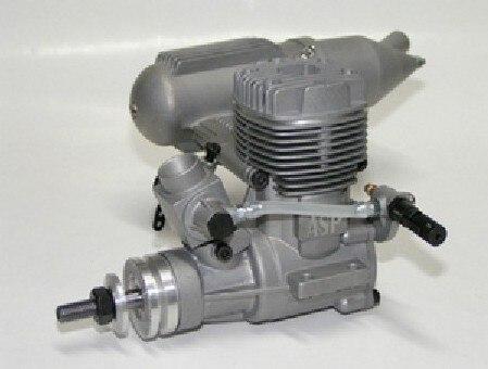 ASP 2 Stroke S52AII 8.47cc Nitro Engine for RC Airplane original asp wasp ap06 s06a ap061a 061 r c nitro engine 6 grade 1cc mini engine for rc airplane