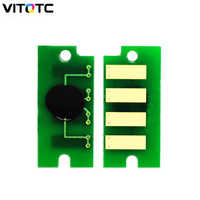 Chip de cartucho de tóner Compatible para Dell 2660 C2660 C2660dn C2665dnf C2660 dn C2665 dnf impresora láser tóner recarga Chips de reinicio