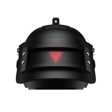 Portable Bluetooth Speaker Metal Level 3 Helmet Creative GB 98K Wireless Small
