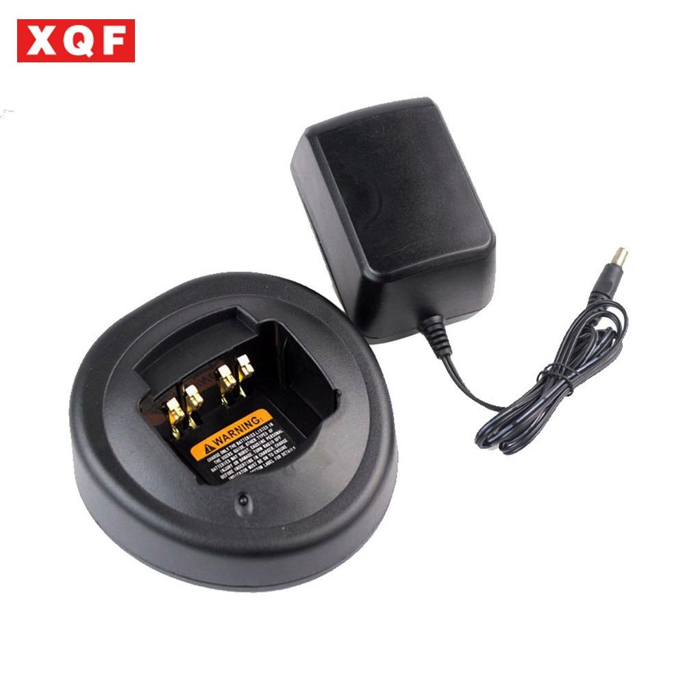 XQF Battery Charger 220V for Motorola CB Radio Walkie Talkie HT750 GP320 GP328 GP338 GP340 GP360 GP380 GP240 GP280 GP329 GP540