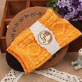 Vintage Warm  Knit Casual Cotton Socks Design Multi-Color Fashion Girls Women's Socks