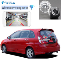YESSUN For Suzuki Aerio Liana car hd new CCD Night Vision Reverse Camera backup wireless camera Licence plate camera