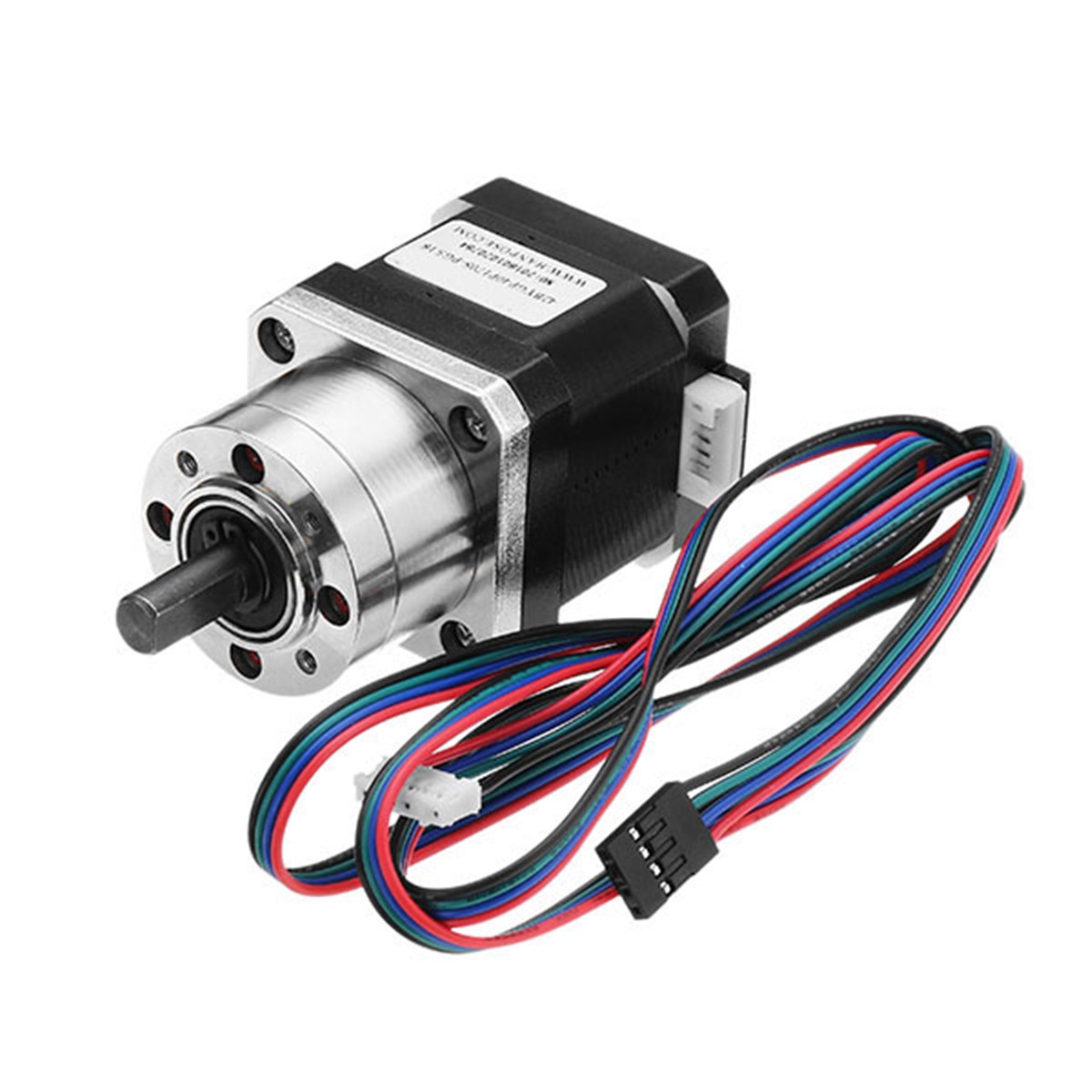 42BYGP40 Nema 17 Stepper Motor 42 Motor Extruder Gear Stepper Motor DC 12V 5W New 28byj 48 12v 4 phase 5 wire stepper motor 28byj48 12v gear stepper motor