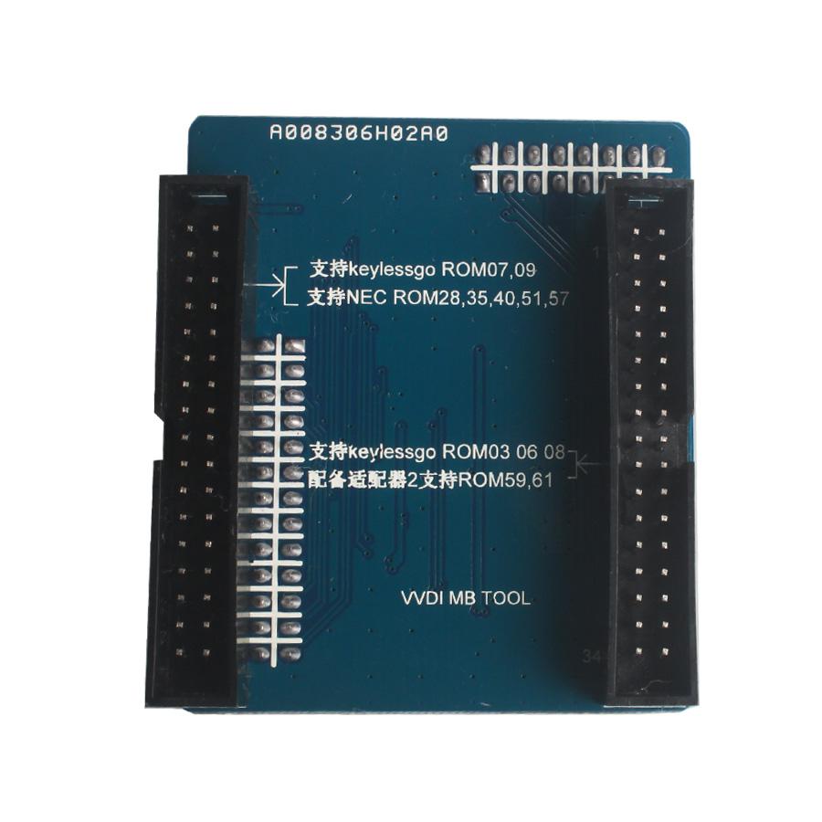 Original Xhorse V3.0.0 VVDI MB BGA TooL Benz Key Programmer Including BGA Calculator Function Free Shipping (24)