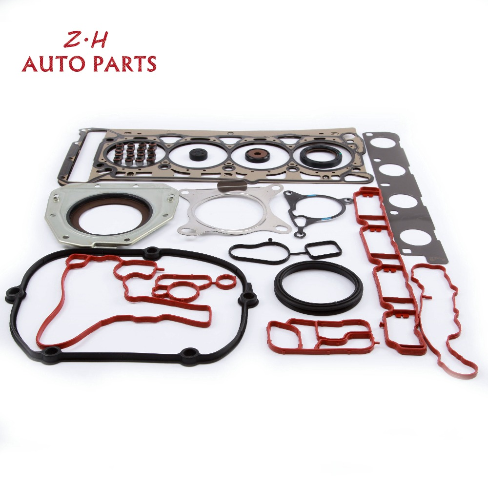 EA888 Repair Kit Engine Cylinder Head Gasket 06J103383D For VW Jetta Golf Passat CC Audi A4 A5 A6 Q5 TT 2.0T DOHC 16V 06J115441AEA888 Repair Kit Engine Cylinder Head Gasket 06J103383D For VW Jetta Golf Passat CC Audi A4 A5 A6 Q5 TT 2.0T DOHC 16V 06J115441A