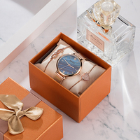 Naidu Rose Gold Watches Women Set Luxury Jewelry Bracelet Watches Set 2019 New Ladies Quartz Watch Gifts For Women Watch Box