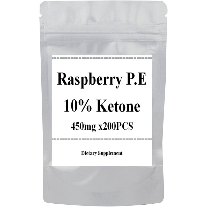 1 Pack Raspberry Extract 10% Raspberry Ketone Capsule 450mg x 200pcs free shipping душевой поддон cezares tray a ah 110 80 15 w