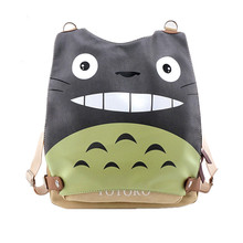 Studio Ghibli My Neighbor Totoro – Canvas Multifunctional Totoro Backpack