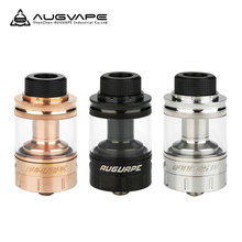 100% Original AUGVAPE Boreas V2 RTA Tank Atomizer 2.5ml/ 5ml & Angled Upwards Airflow 24mm Diameter E-cigarette Tank Atomizer