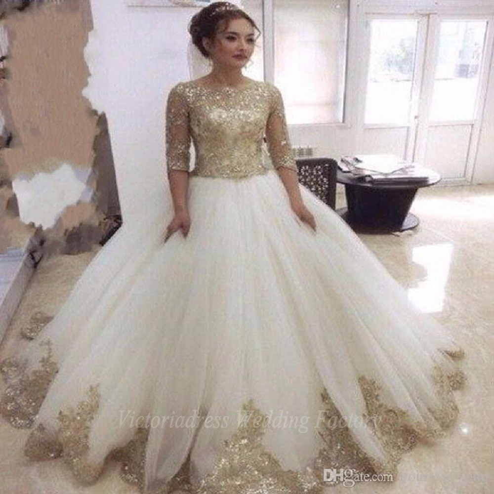 Popular Gold Quinceanera Dresses-Buy Cheap Gold Quinceanera ...