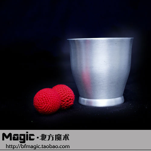 Chalice/Wide Mouth Chop Cup by Ickle Pickle Close up show magic tricks