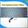 """5 UNIDS --- Estrenar Para MacBook Pro Retina 13.3 """"A1425 teclado Pequeño Entrar Rusia RS 100 unids tornillos del teclado 2012 Año"""