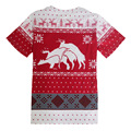 Christmas 3d Футболки печатных животных-оленей/пицца cat/уилл смит майка мужчины/женщины повседневная camisetas crewneck с коротким рукавом одежды