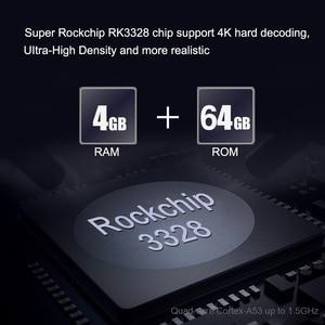 Image 5 - 4K Android 9.0 TV BOX X88 MAX Plus 4GB Ram 64GB Rom RK3318 Penta Core 2.4G/5G Wifi BT4.0 USB3.0 X88MAX+ Streaming Media Player