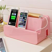 Multifunctional Socket Electrical Wire Storage Box Strip Management ray Computer Cable Box Junction Power Cord Organizer