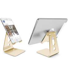 Ecola E06 Freedom series adjustable metal tablets stand rotatable tablets stand mobile phone holder ergonomics design