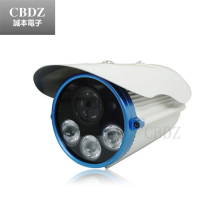 CCTV cameras steel massive three infrared headlight lenses 6mm 1/three 'coms 800 line free transport