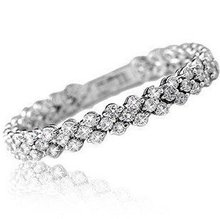 2016 new unimaginable shiny new arrivals romantic cubic zircon 925 sterling silver girls`bracelets jewellery reward