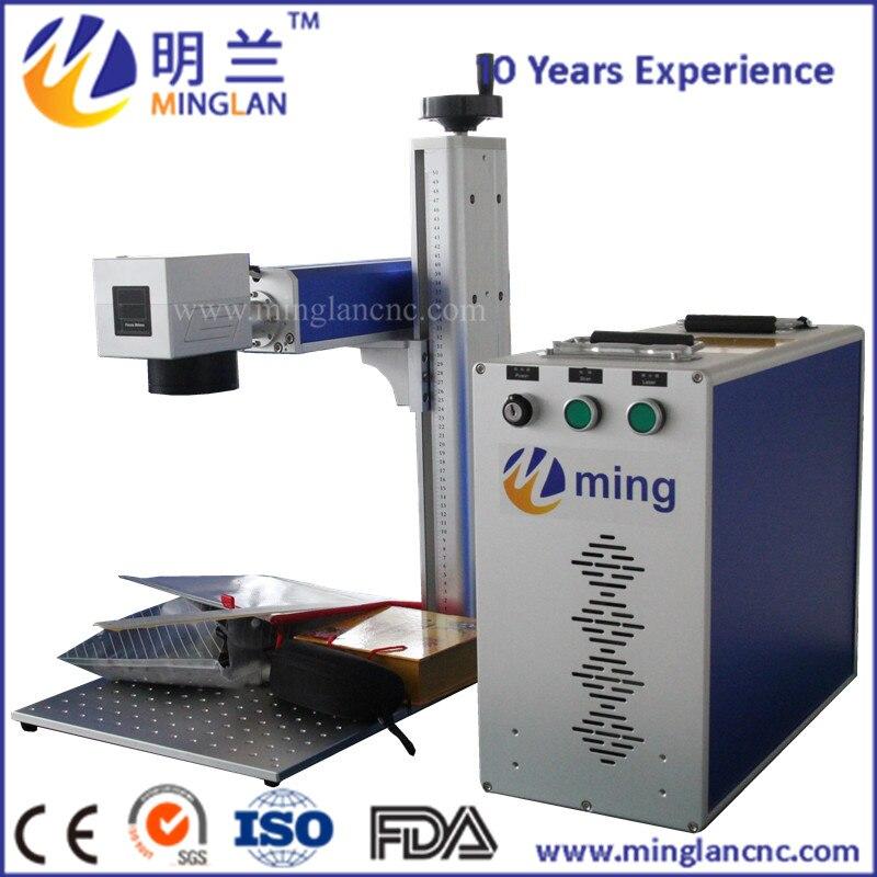 Petite Machine de gravure Laser peut cylindrique en acier inoxydable routeur de CNC en aluminium