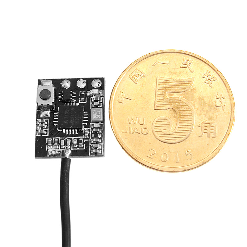 Hot Sale Compatible FLYSKY Pro Micro 2.4G 6CH PPM Receiver For AFHDS Transmitter RC Multirotor Spare Part