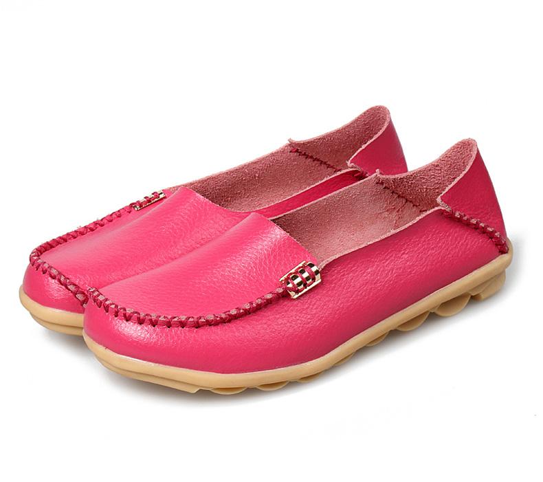AH912 (42) women's loafers shoe