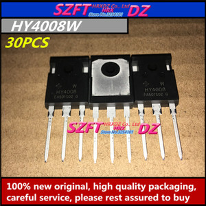 SZFTHRXDZ 100% Новый оригинальный 30 шт. HY4008 HY4008W MOSFET 80V 200A TO-247 ультра чип инвертор
