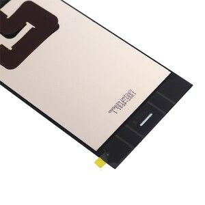 Image 4 - Para Sony Xperia XZ1 G8341 G8342 Monitor LCD Digitador Assembléia Vidro Sony Xperia XZ1 Exibição do Monitor LCD Frete grátis