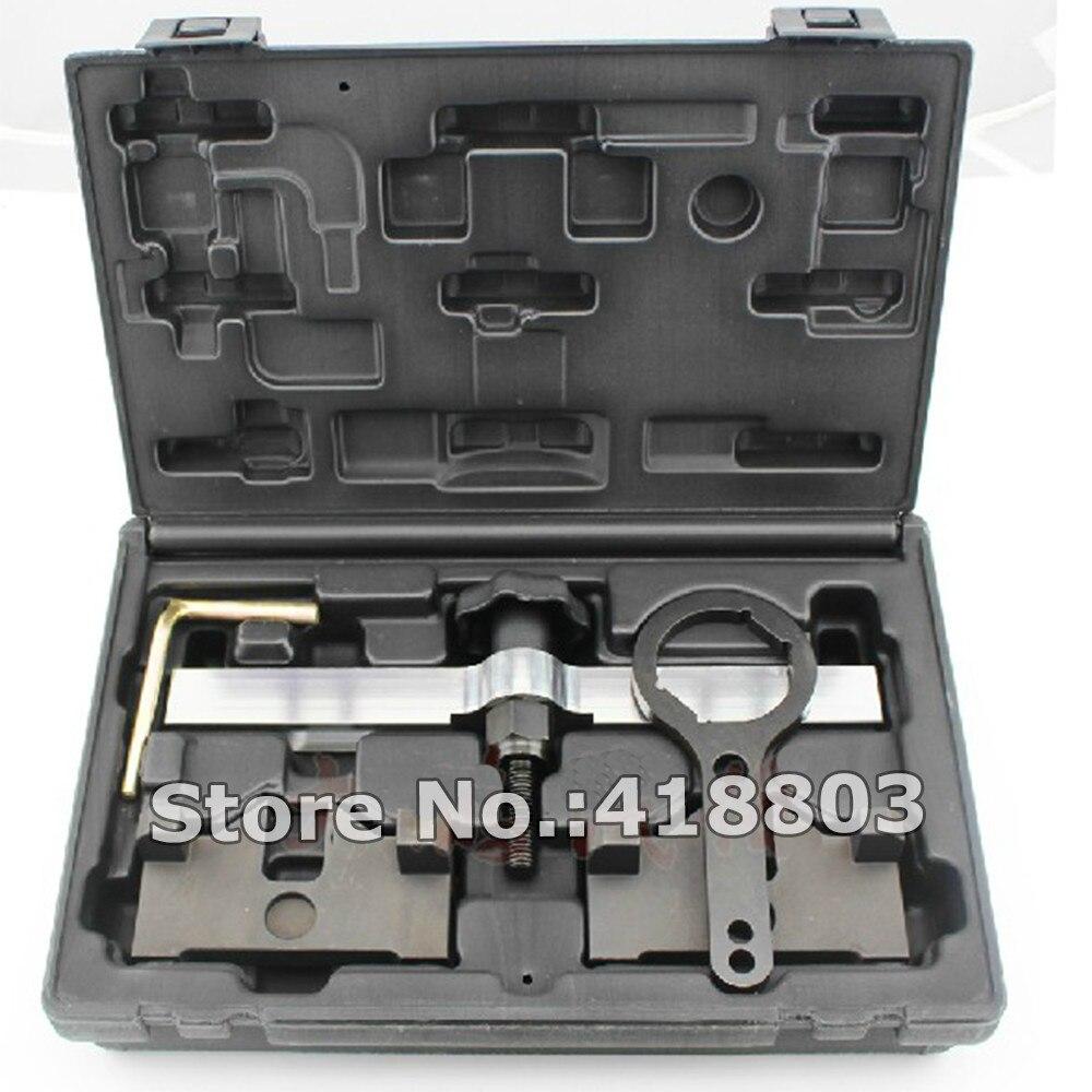 Kit d'outils de distribution de moteur pour BMW N74/N63 outil de courroie de distribution