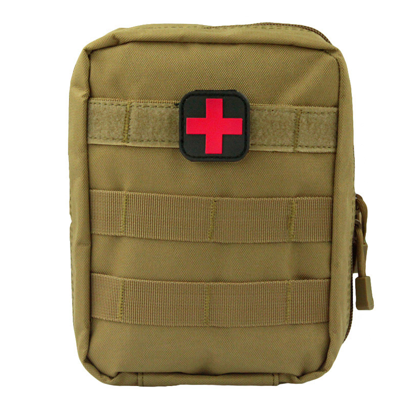 Travel Hunting Tactical Medical First Aid Kit Bag Outdoor Survival Military Molle Medical Bag