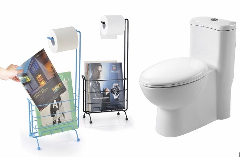 Bathroom accessorie - Online Kopen Wholesale Wc Tijdschrift Houder Uit China Wc Tijdschrift
