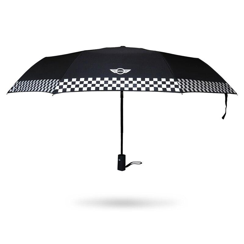 Newest Car-styling Super Umbrella For Mini Countryman Cooper Clubman R55 R57 R58 R59 R60 S JCW F54 F55 F57 R56 Car Accessories car 3 5mm audio cable mini cooper one s jcw r55 r56 r57 r58 r59 r60 r61 f56 f55 clubman countryman 80cm car aux cable