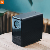 Xiaomi Projector TYY01ZM DLP 3500 Lumens Quad core Projector T968 Cortex A53 2GB + 16GB Android 6.0 Dual Band WiFi Support 4K