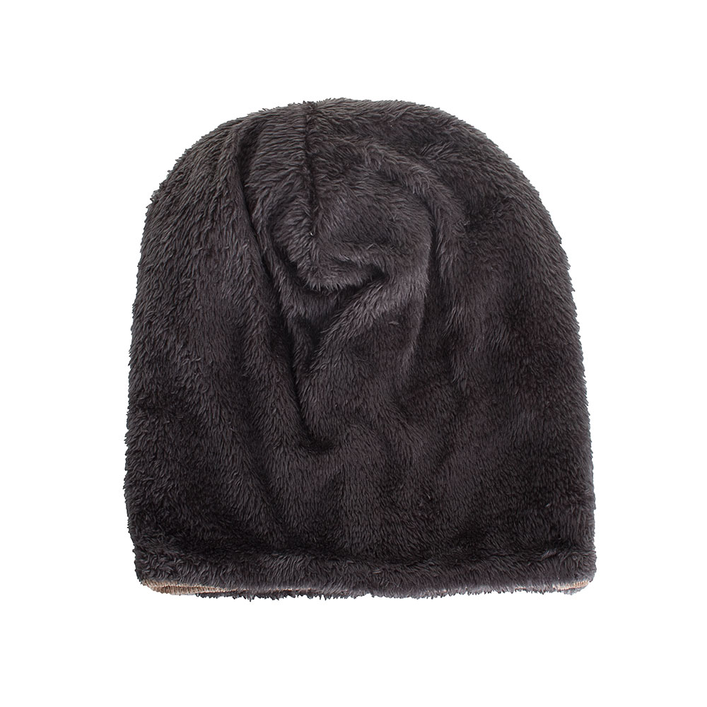 2b453640144 AKIZON 2018 New Winter Hat Unisex Chenille Skullies   Beanies ...