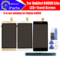 Oukitel K4000 Lite LCD Display Touch Screen Digitizer 100 Original New LCD Screen Glass Panel Assembly
