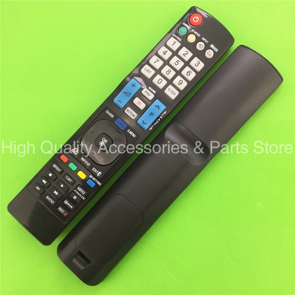 remote control For <font><b>LG</b></font> AKB72914274 AKB72914271 AKB72914277 Plasma <font><b>3D</b></font> LED HDTV <font><b>TV</b></font> remote image