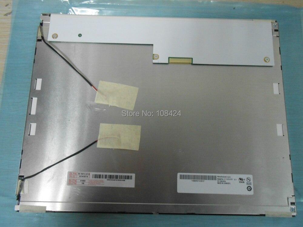 G150XG01 v.1/ G150XG01 V1 15 AUO LCD Panel Screen Display 1024*768 Used&original 90 days warranty razgrom ukrainskij vojsk v stepanovke chast 1