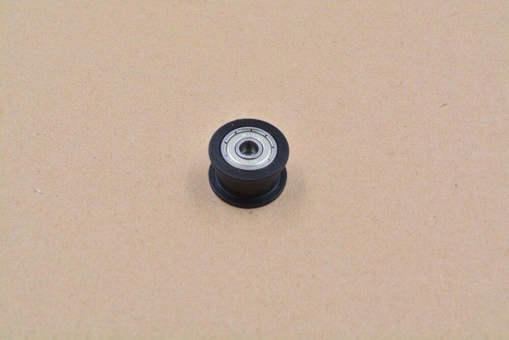 3D printer accessories Openbuilds passive wheel plastic pulley driven wheel Perrin idler wheel smooth wheel wheel